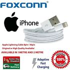 Genuine Apple iPhone 6 6S 7 Plus SE 5 5S iPad Lightning To USB Charger FOXCONN