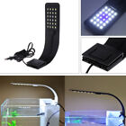 Super Slim LED Aquarium Lights LED Plants Grow Light 10W with Clip For Fish Tank