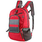 Solar Sport Backpack Foldable Light Weight Panel Charger Bag For Traveling