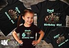 How to Train Your Dragon Stormfly Personalized Birthday Party Girl Shirt
