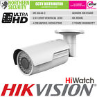 HiWatch 4MP 2.8-12mm Motorized POE SD-Card P2P Onvif IP Network Security Camera