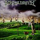 Youthanasia by Megadeth (CD, Oct-1994, Capitol) VG+/VG+