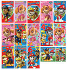 PAW PATROL BIRTHDAY CARDS VARIOUS DESIGNS AND TITLES 1STP&P
