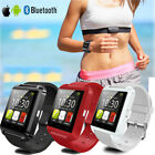 Bluetooth Smart Wrist Watch Phone Mate For Android IOS Samsung iPhone LG LOT