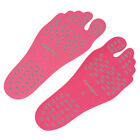 5 Pair /Lot NakeFit Sticky Pads Adhesive Flexible Feet Protection Foot On Soles