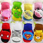 Pet Dog Clothes Costume Apparel Small Coat Jumpsuit Jacket Winter Product Outfit
