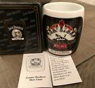 2002 Legends of Jack Daniels Shot Glass Collection Items ~ New in Original Boxes