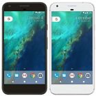 "Google Pixel Phone 5"" Display 32GB FACTORY UNLOCKED Smartphone Silver Black"