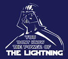 Darth Vader Tampa Bay Lightning shirt Star Wars Hockey Stanley Cup Playoffs NHL $20.0 USD on eBay