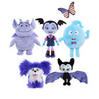 Junior Vampirina & Gregoria & Wolfie Plush Kid Toy Dolls Stuffed Animal Dog Hot