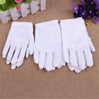 Внешний вид - Kids Express Etiquette Polyester Performance Child Costume Gloves White