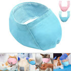 Cat Muzzle for Grooming Adjustable Mesh Padded No Bite Calm Muzzle for Cats