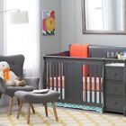 Storkcraft Calabria Crib and Changer