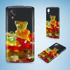 CANDY GUMMY BEAR JELLY BEANS #1 HARD PHONE CASE COVER FOR NE