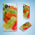 CANDY GUMMY BEAR JELLY BEANS #3 HARD PHONE CASE COVER FOR NE