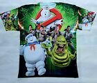 Ghostbusters T Shirt 80's comedy movie classic og bred  image