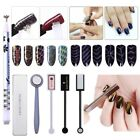Nail Art Cat Eye Magnetic Stick 3D Effect Plate for UV Gel Polish Manicure Tool