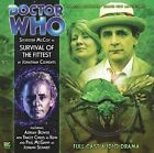 DOCTOR WHO SURVIVAL OF THE FITTEST AUDIO DRAMA CD NEW