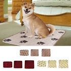 Microfiber Pet Dog Blanket Pet Cover Cushion Puppy Training Travel Pee Pads