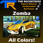 [PC] Rocket League Every Painted CC4/PCC Exotic Zomba Wheels (Crimson...)