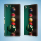 SNOOKER POOL TABLE BALLS 1 HARD CASE SONY XPERIA Z Z1 Z2 Z3 Z4 Z5 COMPACT $8.15 USD on eBay