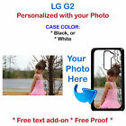 Customized Personal Photo Picture Phone Case Cover Fits LG G2