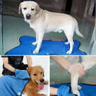 Stowable Dog Claws Towel Cleaning for Pet Doorway Mat Highly Hydrophilic Towel
