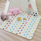 Double Sided Square Play Crawling Mat for Baby Play Tent Non-slip Yoga Carpets
