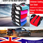 Kid Children Safe Sturdy Baby Toddler Car Booster Seat Pad For 3-12 Years Old