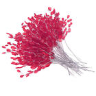 50pcs Acrylic Crystal Bud Branches Artificial Flower Twigs For Wedding Party