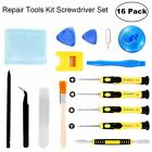 Repair Opening Pry Tools Screwdriver Kit Set for Mobile Phone iPhone X 8 7 6 5 4