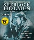SHERLOCK HOLMAS COLLECTION VOL. I AUDIOBOOK BRAND NEW SEALED