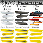 ORACLE LED SideMarkers for 10-15 Chevrolet Camaro - Clear & Tinted - #3101