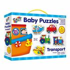 Kids Puzzle Toy Animals Farm Jungle Cars Education Play Learning Jigsaw Matching