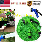 water hoses for gardens - Expandable Flexible Garden Water Hose w/ Spray Nozzle For Car Yard Watering Pipe