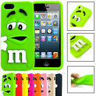 Rubber Silicone Soft Colorful Case Cover For Apple iPhone 4/4s