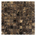 DARK EMPERADOR MOSAICS TILES Lowest price on Ebay 1st Quality