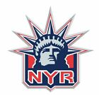 New York Rangers Sticker Decal S136 Hockey YOU CHOOSE SIZE $15.95 USD on eBay