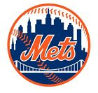 New York Mets Sticker Decal S187 Baseball YOU CHOOSE SIZE on Ebay