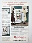 Various General Electric Kitchen Appliances and TV w/TV Stars Ads 1927-1953 photo