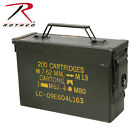 GI .30 & .50 Caliber Ammo Cans - SurplusCamouflage Materials - 177911