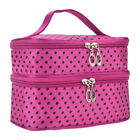 Women Cosmetic Make Up Travel Toiletry Bag Pouch Organizer Handbag Case Storage
