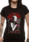 COOLES BILLY IDOL DANCING WITH MYSELF LADIES HOT SEXY T-SHIRT OFF. MERCH.