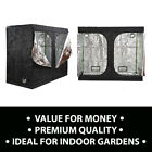 Hydroponics Premium Indoor Grow Tent Box Silver Mylar Bud Green Room UK