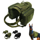 Large Breed Working Dog Harness Military Tactical K9 Molle German Shepherd Vest
