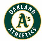 Oakland Athletics Oakland A's Sticker Decal S203 Baseball YOU CHOOSE SIZE on Ebay