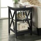 Convenience Concepts Oxford Square End Table