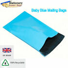 BABY BLUE Mailing Bags 12