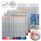 24/36 Colored Pencils Art Set For Drawing Sketching Painting