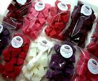 40 pc Wax Tart Melts 8 oz Mini Chunks Chips Crumbles 250+ Scents -You Choose